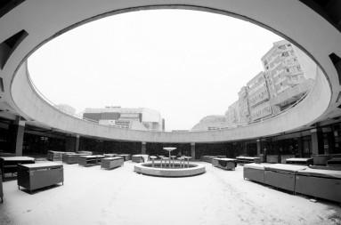 Pasajul Hala Centrala, Iasi, Romania