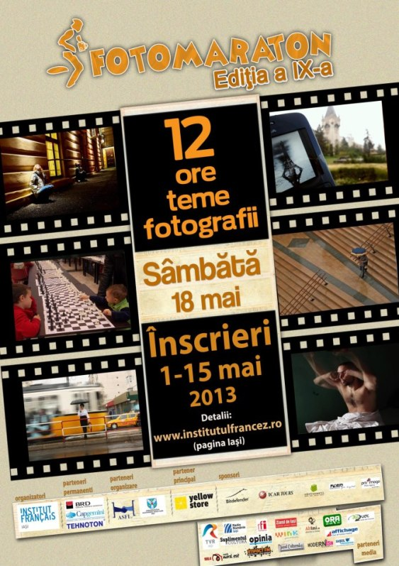 fotomaraton iasi 2013