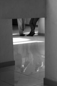 reflexie doua picioare