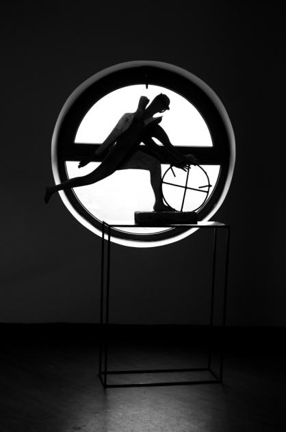 low key sculpture