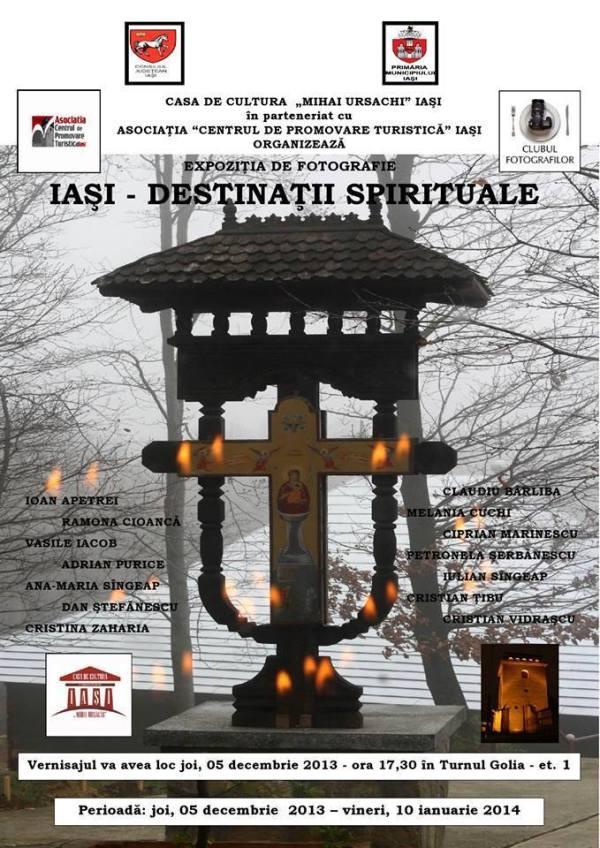 201315205 Afis Iasi Destinatii Spirituale