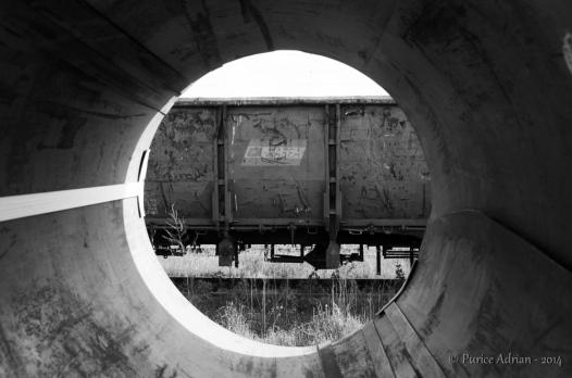 CFR train wagon