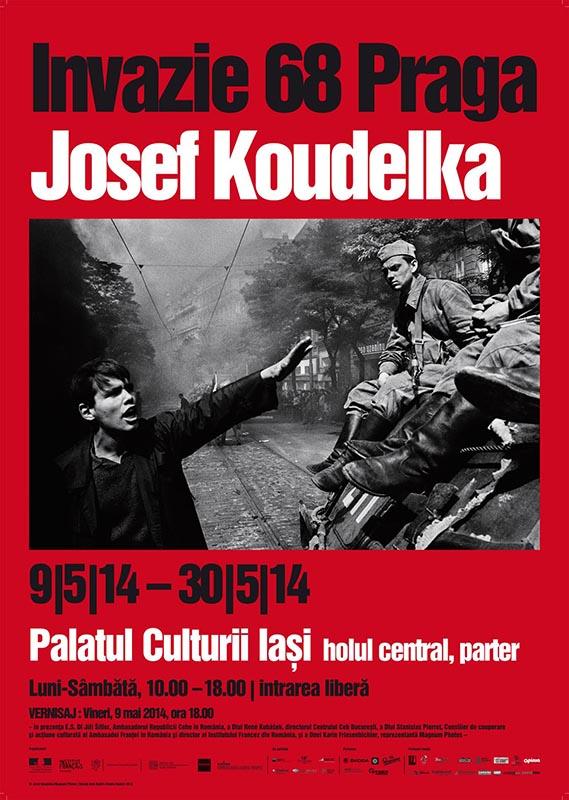expozitie Josef Kudelka Iasi