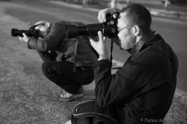 Plimbare Clubul Fotografilor - rasarit, raul Bahlui, Iasi, 2014