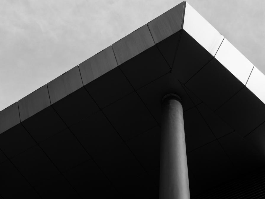 geometrical roof